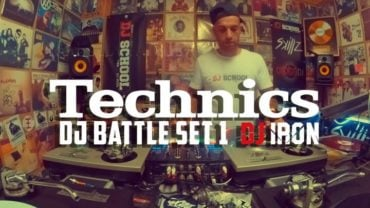 3 Snippets vom Technics DJ Battle - Watch all 3 Full Clips  IGTV  . . . . #djiro...