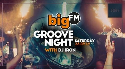 BigFM Groove Night im CUBES