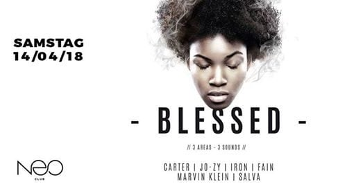 Blessed - 3 Areas 3 Sounds