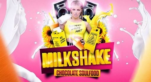 Chocolate Soulfood x Milkshake w/ Dj IRON