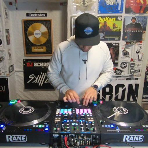 DJ IRON Beatsource Routine Deutschrap Essentials