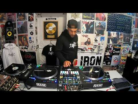 DJ IRON - Shady Love x Poison Routine Rane Twelve Rane Seventy