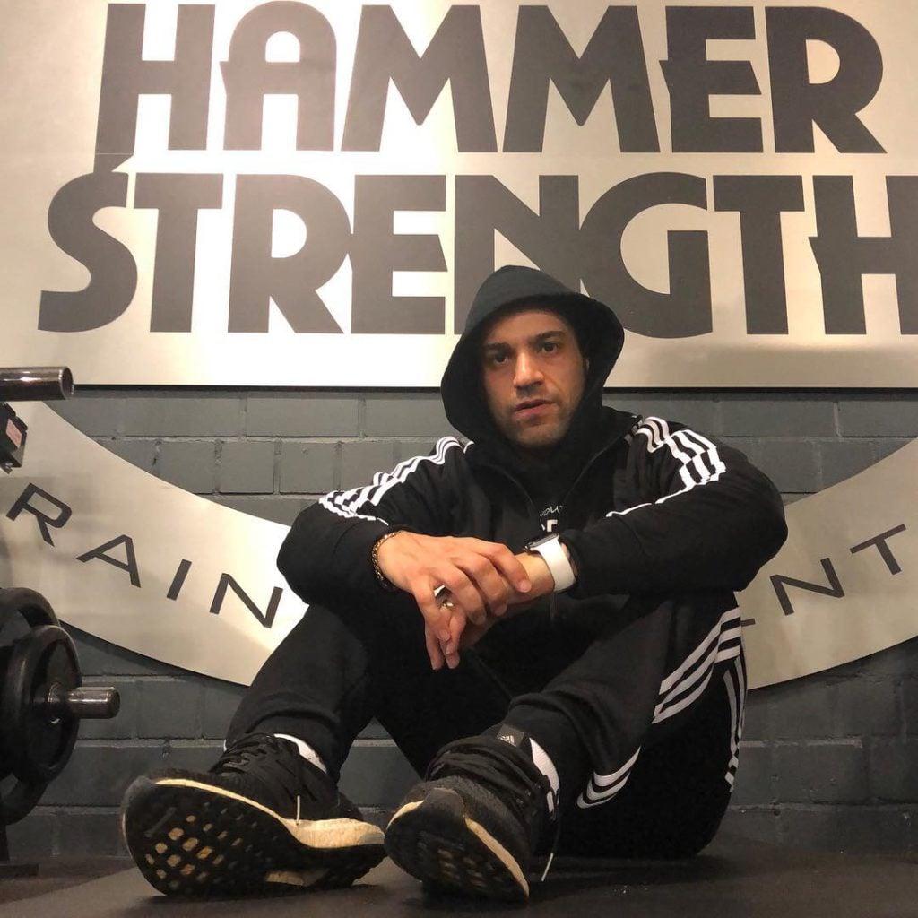 GymTime  pump it... . . #hamburg #gymmotivation #sport #gym #lifestyle #fitstagr...