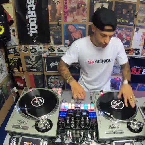 Ich habe 3 Sets für das Technics DJ Battle vorbereitet, ich werde jede Woche ein...