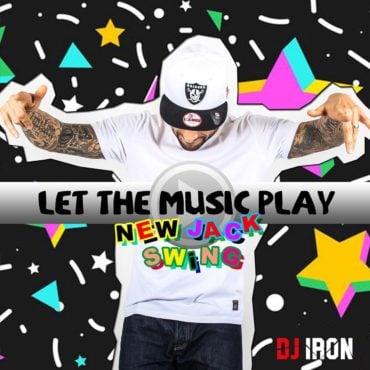 NEW JACK SWING mixtape  Link in Bio  . . . . #djiron #newjackswing #mixtape #bob...