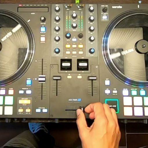 RANE ONE Routine by DJ IRON