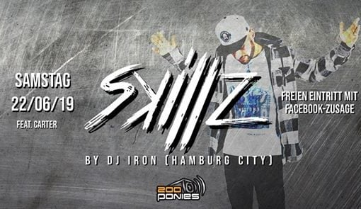 Skillz by DJ Iron