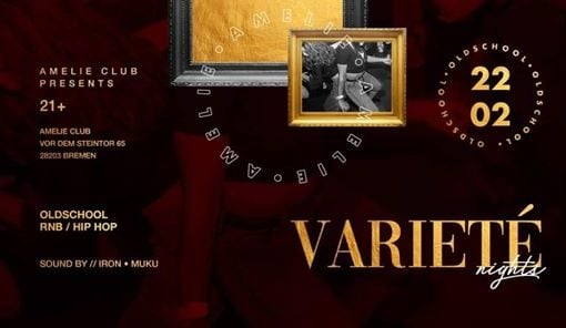 Varieté Nights | 21+