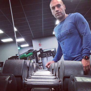 Wer war heute schon beim Sport?  #montag #gym #motivation #workout #focus #fitst...