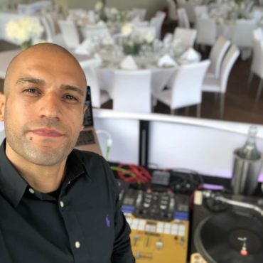 Die Hochzeitsfeier kann losgehen    . . . . #djlife #turntabledj #djing #seratod...