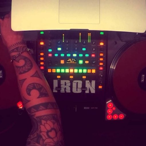 DJ IRON Oh Baby L.A. Love Yeah